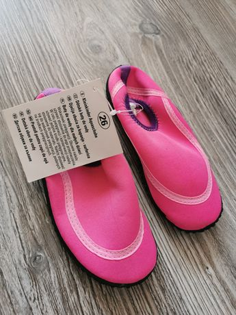 Buty do wody dla małych DZIECI, rozmiar 26 NOWE