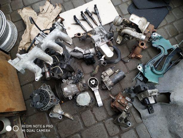 Рено гранд 2010сц 1.5 форсунка,паливний, стартер, генератор,компресор,