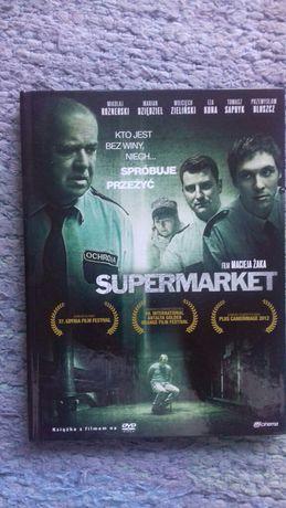 """film DVD """"Supermarket"""""""