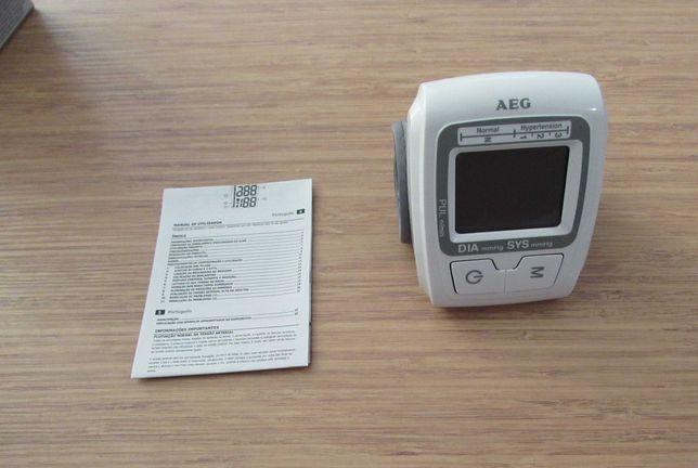 Medidor de Tensão Arterial - NOVO - AEG - 18€
