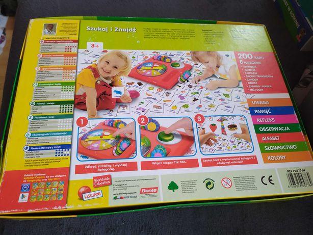 Gra dla dziecka 3+