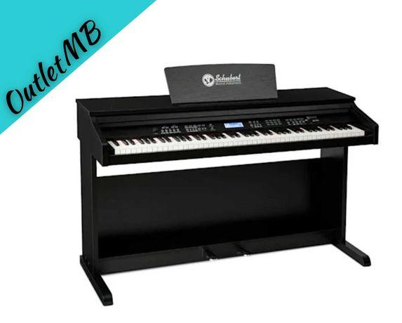 Pianino cyfrowe Keyboard 88 klawiszy MIDI USB 360 brzmień 020719