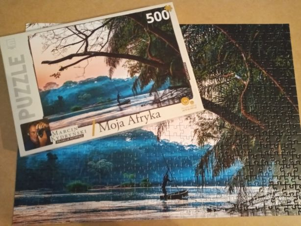 Puzzle Sierra Leone Kydryński 500