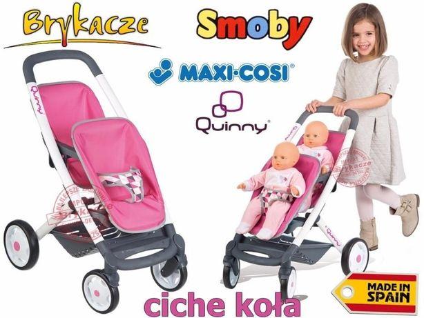 БЕСПЛ.ДОСТАВКА Коляска Maxi Cosi для кукол близнецов Smoby 253297