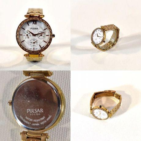 Relógio Pulsar VD75-x091 original