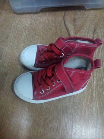 Обувь детская кеды