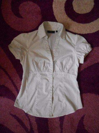КАК НОВАЯ блузка белая школьная форма сарафан рюкзак юбка
