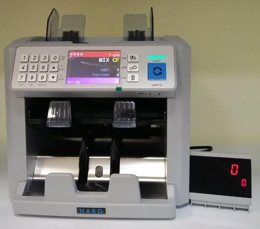 Hard 8 PLUS на 16 валют с гарантией 24 мес Сортировщик счетчик банкнот