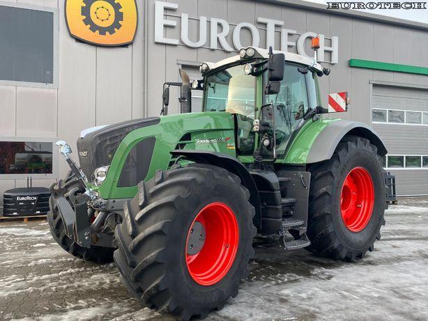 Ciagnik Rolniczy Fendt 936 Vario 2009r 65km/h RUFA obrotowa kierownica