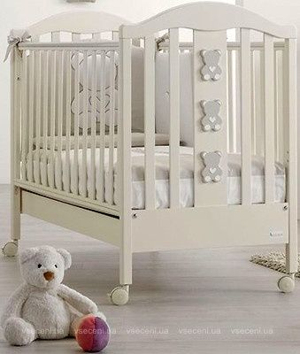 Azzurra Design премиум кроватка детская