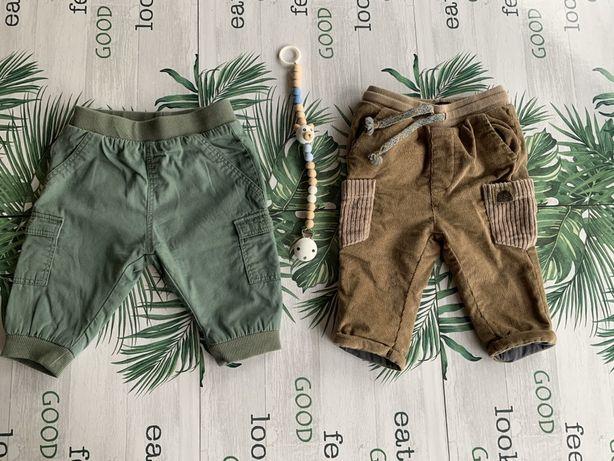 Spodnie h&m, reserved