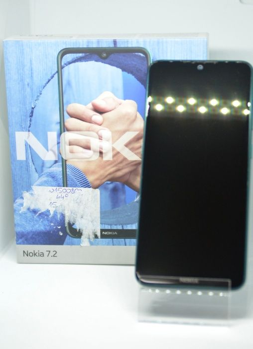 Nokia 7.2 AndroidOne 4/64GB Lombard Tarnów