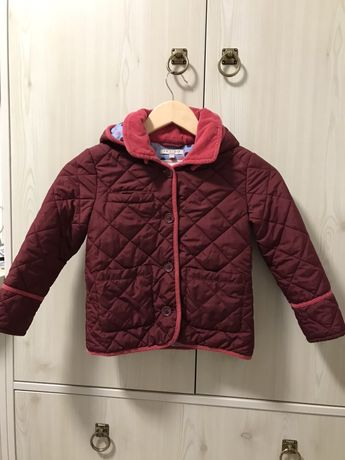 Демисезонная куртка на девочку INDIGO 5 - 6 лет