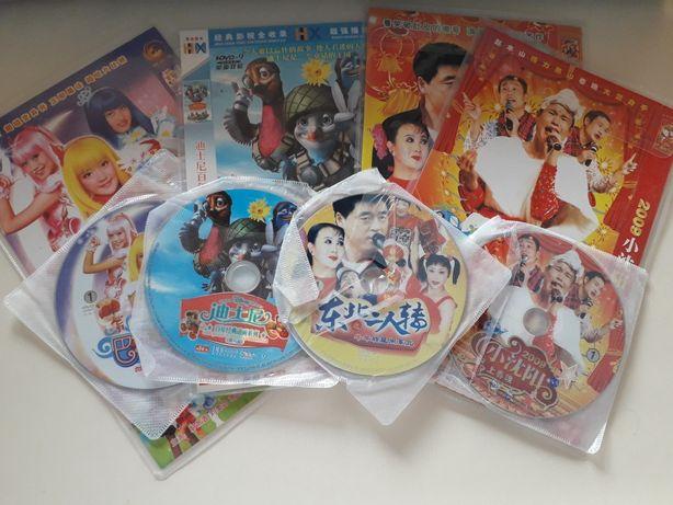 Китайский язык диски развлекательные или для обучения