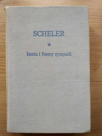 Scheler: Istota i formy sympatii