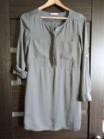 Платье - рубашка фирмы HsM
