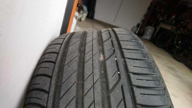 Komplet opon letnich Bridgestone Turanza 225/45 r17 91V