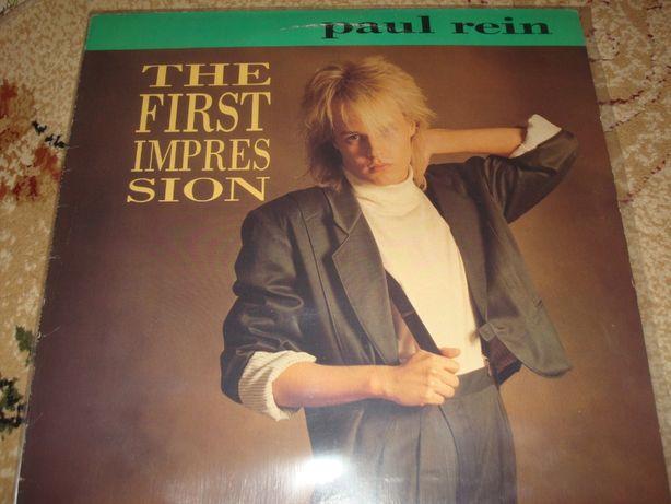 Płyty winylowe Paul Rein- Album
