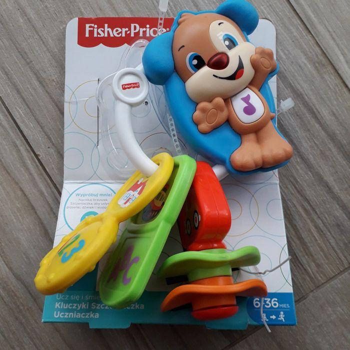 Fisher -Price Kluczyki Szczeniaczka Uczniaczka z piosenkami Marki - image 1