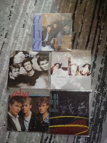 A-ha 5x7 singli