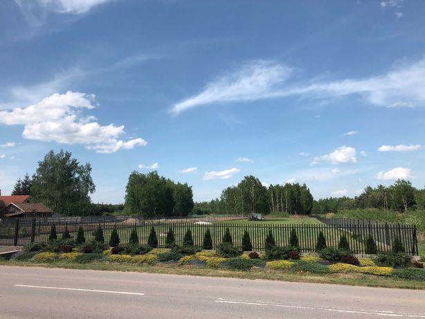 Działka budowlana 35 arów – Nowy Korczyn