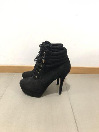Botins Zara como novos