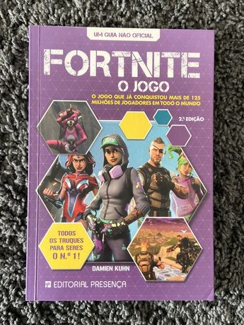 Livro Fortnite