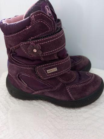 Naturino Rain Step Італія шкіряні черевики ботинки 30 р.