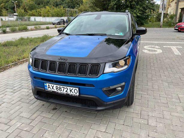 Jeep Compass 2 2017