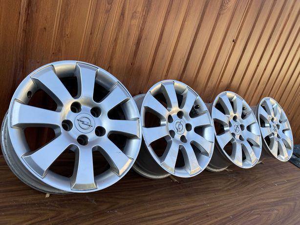 Диски Opel R16 5x110 ET35 6,5J Astra Zafira Vectra A B C Omega