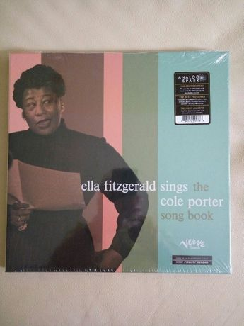 3LP: Ella Fitzgerald ‎– Sings The Cole Porter Song Book (3LP)