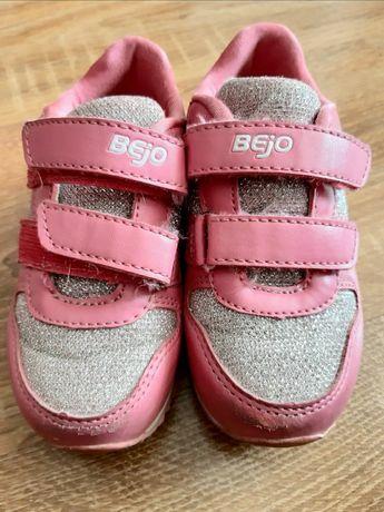 Buciki obuwie dziewczęce.