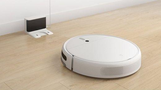 Робот-пылесос Xiaomi Mijia 1C Sweeping Vacuum Cleaner (влажная уборка)