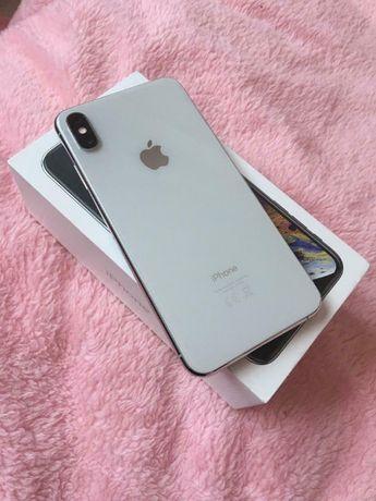 Piękny iPhone XS z pamięcią 256GB Oryginalny Zestaw Apple Wszystko GW