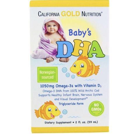 Витамин Д + омега
