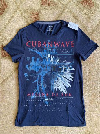 GAS женская футболка (S)