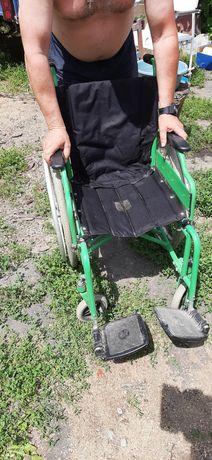 Кресло инвалидное, состояние нового
