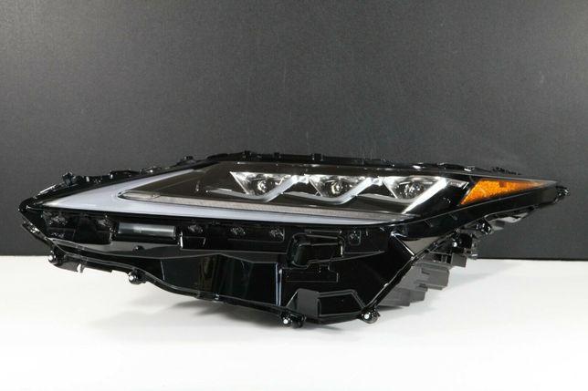 фары Lexus RX Full LED 2020 2021