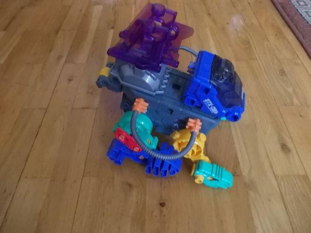 Robot TOMY zdalnie sterowany dzieci od lat 4, RC block tronics
