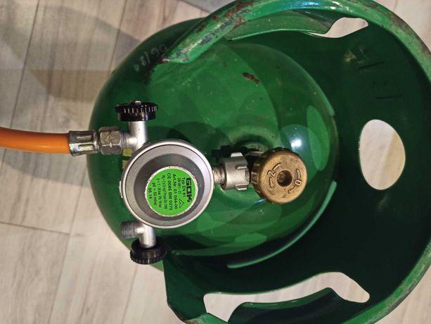 Reduktor GOK 2-wyjsciowy do butli 11 kg