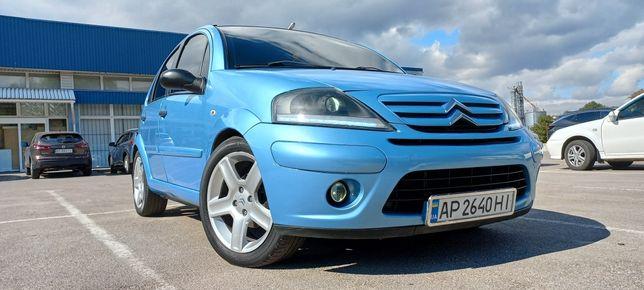 Citroen C3 1.4л. газ-evro4. 2007г