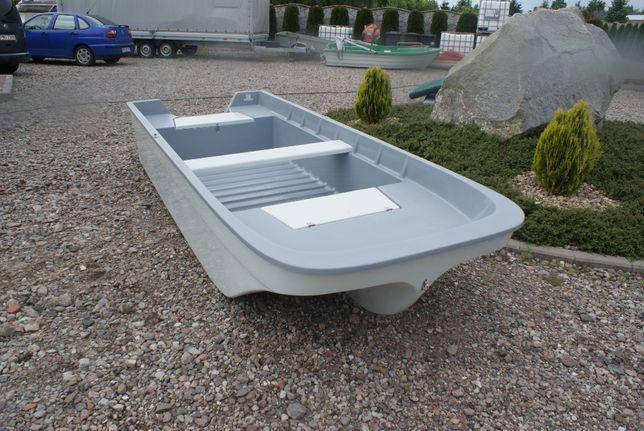 łódź ANKA II łódka wędkarska producent LAMINEX