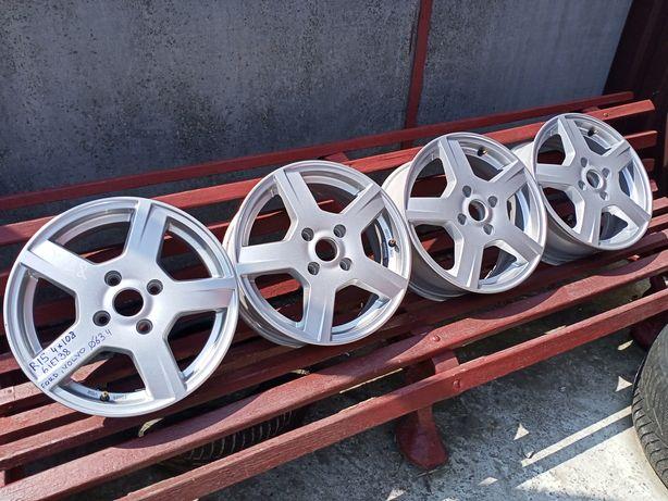 Литі диски нові r15 4/108 6j et38 форд ідеал