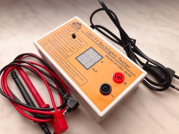 Nowy tester diód LED podświetlenia matryc tv/ szybka diagnoza uszkodze