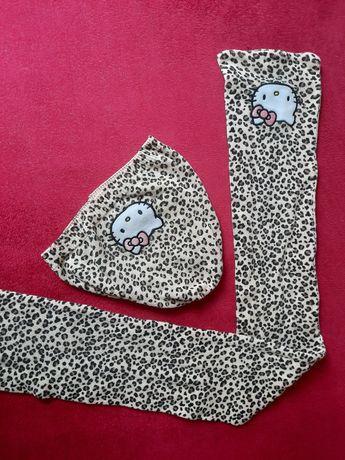 Czapka i szalik H&M Hello Kitty