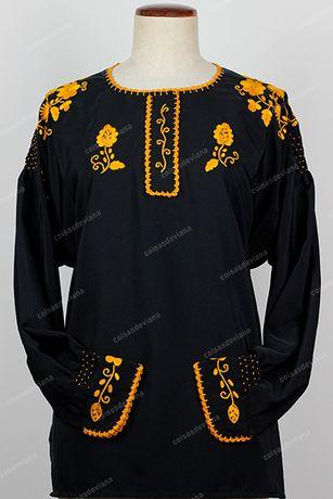 Camisa Bordada de Viana - Novidade
