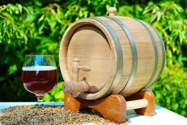 Beczka Dębowa Antałek 3L 5L 10L 15L 20L 30L 50L na Wino Bimber Whisky