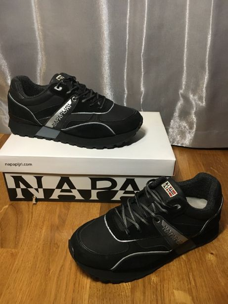 Кросівки Napapijri (як New Balance, Nike, The North Face)