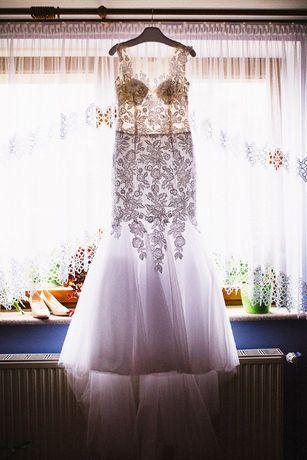 Suknia ślubna, 2 welony