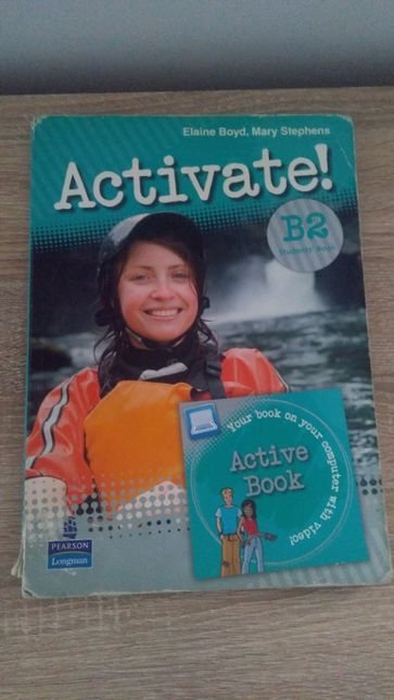 Activate! B2 (angielski) - Workbook, Students' Book, Use of English